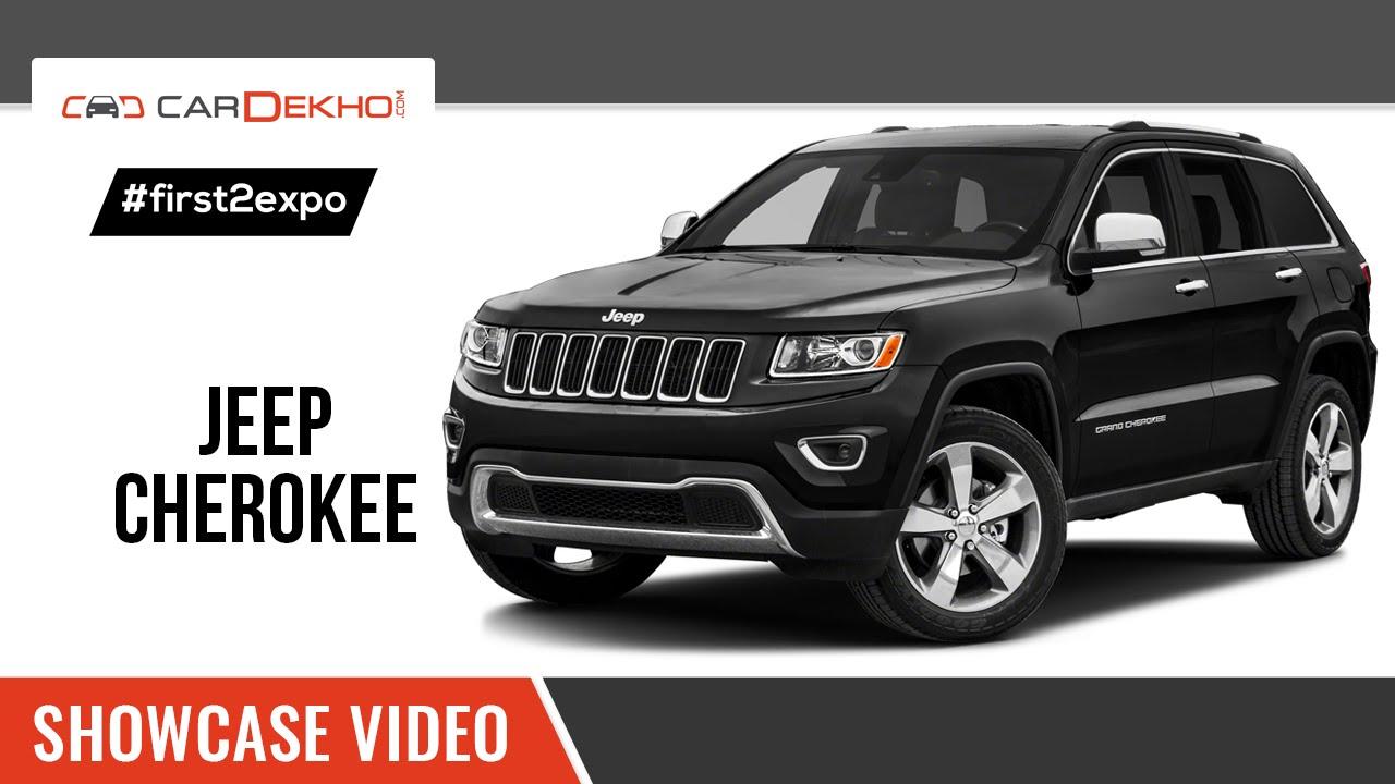 #first2expo | Jeep at Auto Expo | Showcase Video | CarDekho@AutoExpo2016