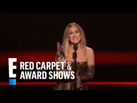 connectYoutube - Sarah Jessica Parker is The People's Choice for