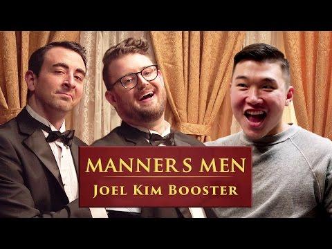 Joel Kim Booster | Manners Men | Ep. 6