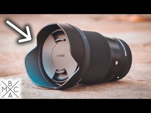 Sigma 16mm f/1.4: THREE REASONS WHY I BOUGHT IT! 📷