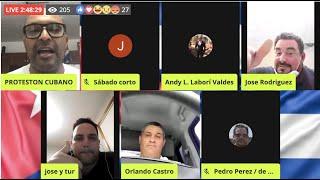 EL DINERO Y EL PROTAGONISMO NOS DIVIDE  HABLANDO ENTRE CUBANO 09/08/2020