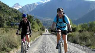 South Africa adventure cycle tour