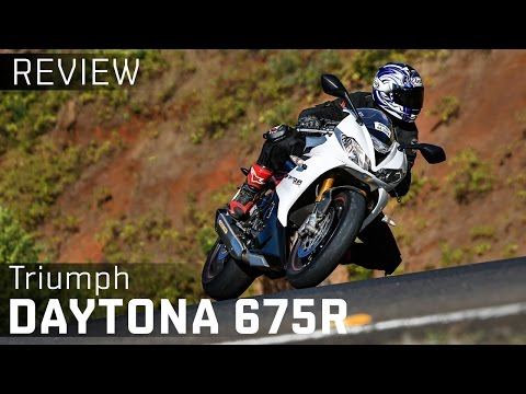 Triumph Daytona 675R :: Review :: ZigWheels
