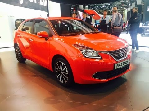 2016 Maruti Suzuki Baleno :: WalkAround Video Review:: ZigWheels