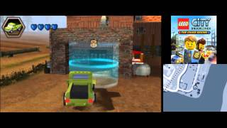 LEGO City Undercover (3DS): The Chase Begins - Walkthrough Part 5 - Searching for Farmer Hayes