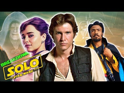 My Solo Trailer Breakdown and Theories - Star Wars Explained