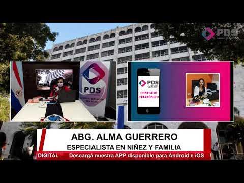 Entrevista- Abg. Alma Guerrero