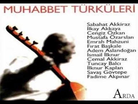 Aşık Mahzuni Şerif'in oğlu Emrah Mahzuni'nin yorumu Arda Müzik'ten Muhabbet Türküleri 1 adlı albümden