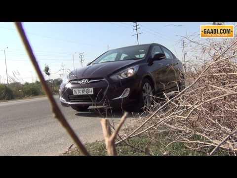 Hyundai Verna Fluidic Review