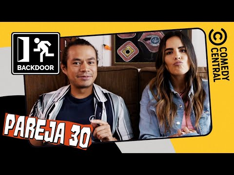 Pareja 30 | Backdoor | Comedy Central LA
