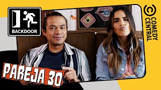 Pareja 30 | Backdoor | Comedy Central LA