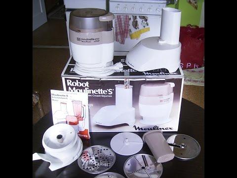 Braun Multipractic Food Processor Accessories
