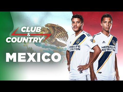 Dos Santos Bros Dream of World Cup Glory for Mexico
