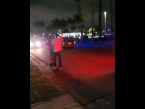 Noticias Puerto Rico- hombre amenaza de muerte a un agente de la Policía. Vamo' a matarnos