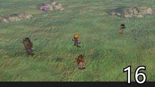 Final Fantasy VII Walkthrough Part 16 - Mythril Mine & Meeting Yuffie HD