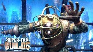 City of Rapture Fish Tank (BioShock) - SUPER-FAN BUILDS