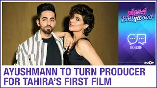 Ayushmann Khurrana to step in as producer for wife Tahira Kashyap's first film - ZOOMDEKHO