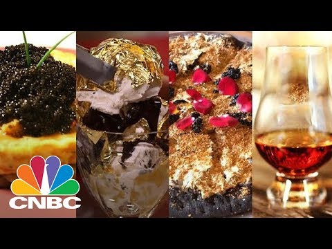 Here's How To Spend Almost $7,000 In One Day, Eating Your Way Across New York City   CNBC