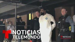 Presentan cargos al sujeto que apuñaló a cinco judíos en Nueva York   Noticias Telemundo