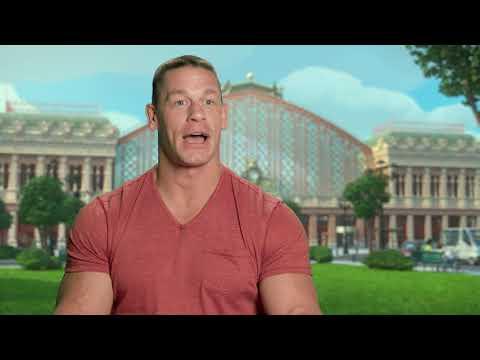 Ferdinand: John Cena Behind the Scenes Official Movie Interview