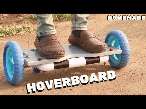 How to make Hoverboard at Home