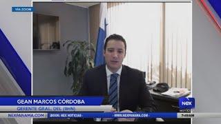 Entrevista a Gean Marcos Córdoba, Gerente Gral. del (BHN)