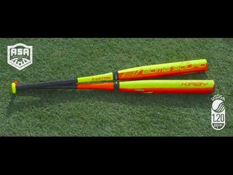 2016 Easton Scott Kirby Loaded USSSA Slow Pitch Softball Bat: SP16SKU