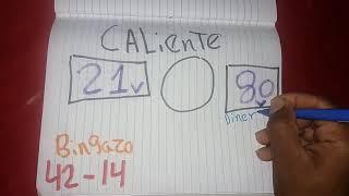 NÚMERO FUERTE PARA HOY 14 DE ENERO (2021) NÚMERO DE LA SUERTE