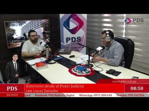 Exteriores desde el Poder Judicial con Lucas Zaracho