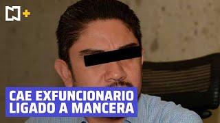Detienen a Edgar Tungüí, excomisionado para la reconstrucción del 19s en el gobierno de Mancera