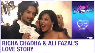 Ali Fazal & Richa Chadha's love story | First meet, The Proposal, Wedding plans & more - ZOOMDEKHO