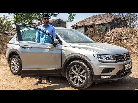 Volkswagen Tiguan Review (Part 1) - Feature Loaded | Faisal Khan