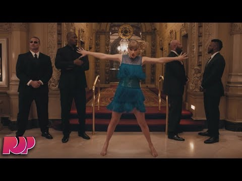 connectYoutube - Did Taylor Swift's Delicate Music Video RIP OFF Spike Jonze's Fragrance Ad?
