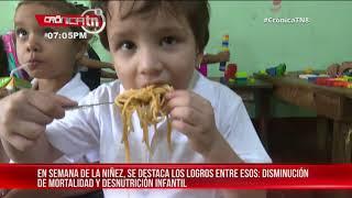 Asamblea celebra semana de la niñez con política de desarrollo integral - Nicaragua
