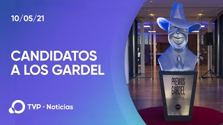 Candidatos a los Gardel, un festival por la vacunación