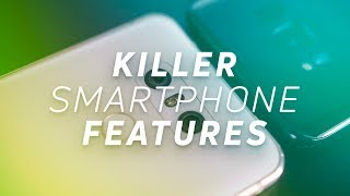 Android's killer smartphone features - what's yours?