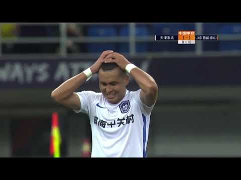 VIDEO: Frank Acheampong scores but Tianjin TEDA lose at home in Chinese Super League