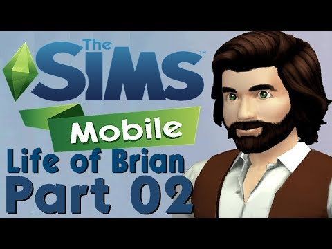 The Sims Mobile - Life Of Brian Part 2 -  Live Stream