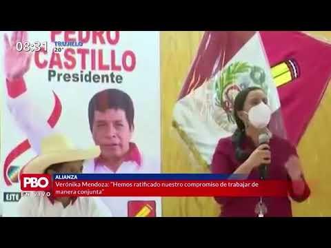 PBO ELECCIONES: Keiko Fujimori fustiga a Castillo y Cerrón por insinuar que está en marcha un fraude