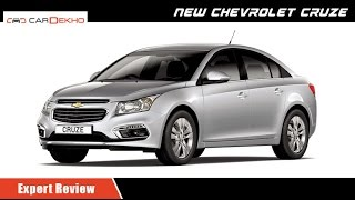 2016 Chevrolet Cruze AT | Expert Review | CarDekho.com