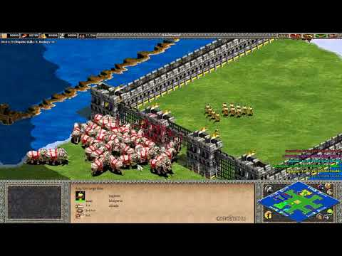 Age of Empires II CBA HERO #05