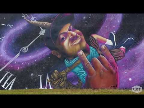 STREET ART STORIES | Robert Gomez