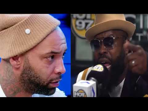 connectYoutube - Joe Budden Breakdown Black Thought's Freestyle & Names His Favorite Rappers