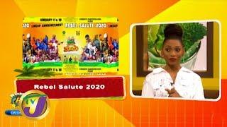 TVJ Smile Jamaica: Rebel Salute 2020 - January 18 2020