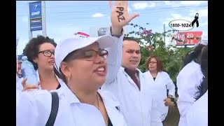 Iglesia Católica expresa su solidaridad con médicos despedidos