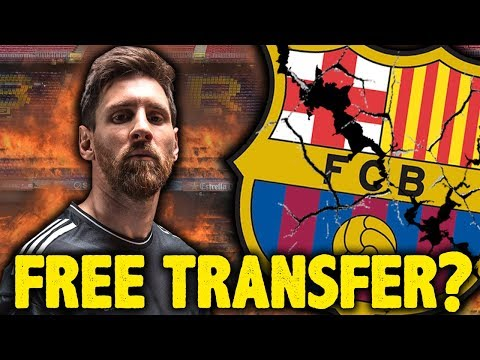 REVEALED: Is Lionel Messi Set To REJECT New Barcelona Contract?! | Futbol Mundial