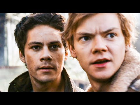 MAZE RUNNER 3 All BEST Movie Clips + Trailer (2018) The Death Cure
