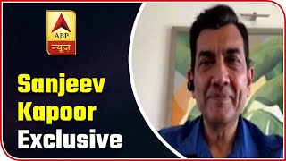 Chef Sanjeev Kapoor shares his lockdown experience | Exclusive - ABPNEWSTV