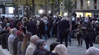 LIVE: France holds National tribute to murdered teacher at Sorbonne university ?