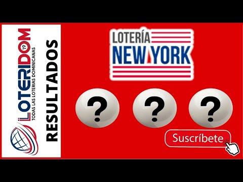 Resultados de la Lotería New York Tarde 05 de Mayo del 2021